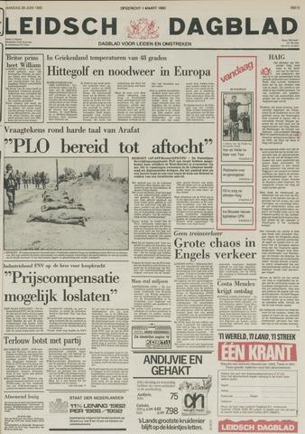Leidsch Dagblad 1982-06-28
