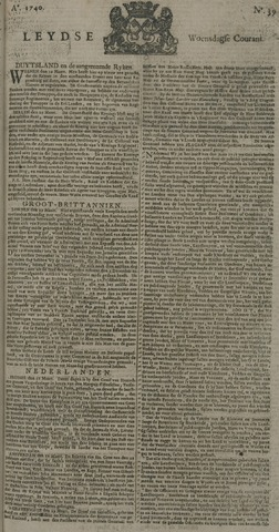 Leydse Courant 1740-03-30
