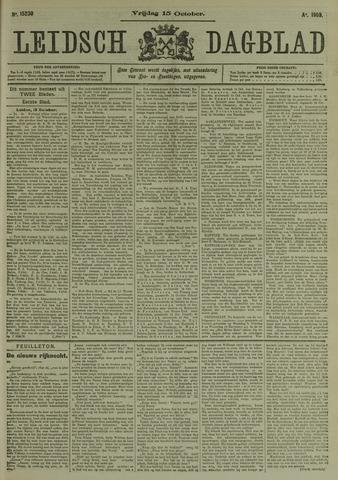 Leidsch Dagblad 1909-10-15