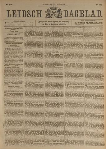Leidsch Dagblad 1897-10-04