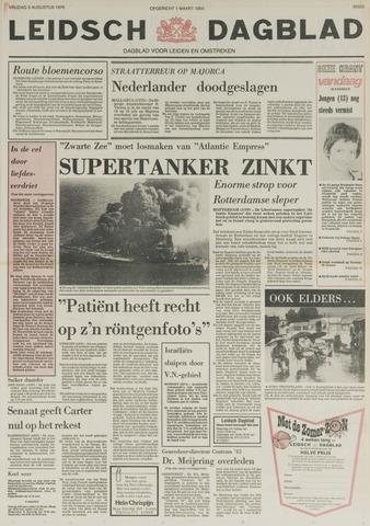 Leidsch Dagblad 1979-08-03
