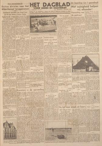 Dagblad voor Leiden en Omstreken 1944-09-07