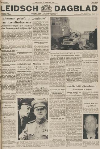 Leidsch Dagblad 1955-02-12