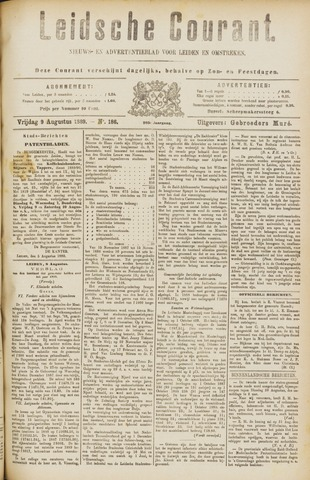 Leydse Courant 1889-08-09
