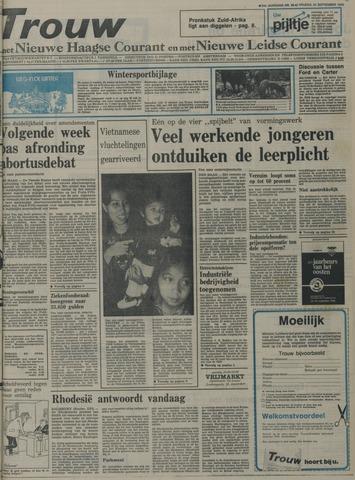 Nieuwe Leidsche Courant 1976-09-24