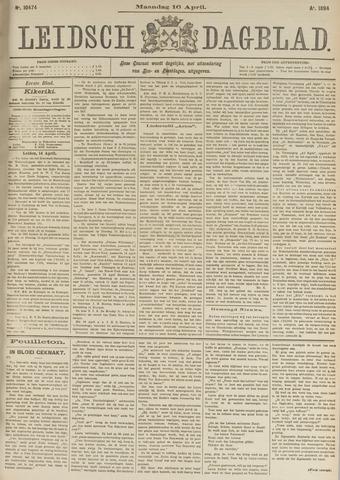Leidsch Dagblad 1894-04-16