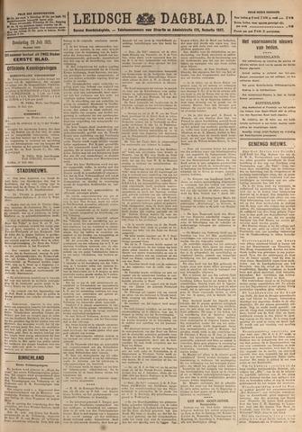 Leidsch Dagblad 1921-07-28