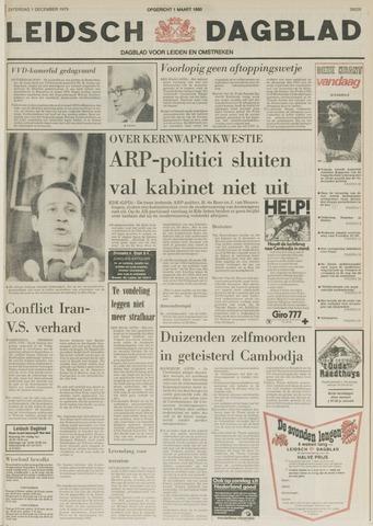 Leidsch Dagblad 1979-12-01