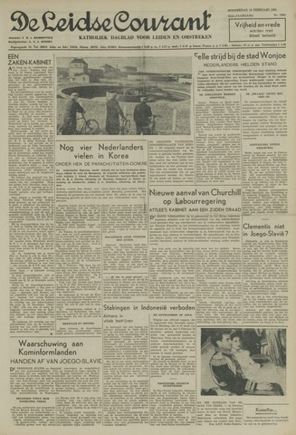 Leidse Courant 1951-02-15