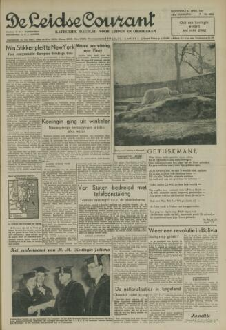 Leidse Courant 1952-04-10