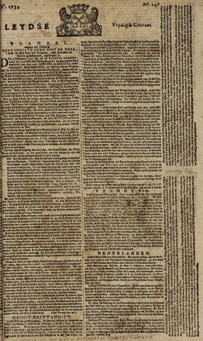Leydse Courant 1753-12-07