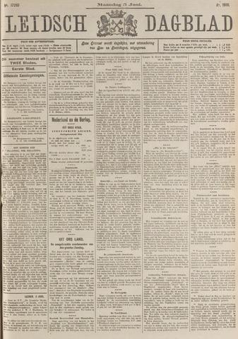 Leidsch Dagblad 1916-06-05
