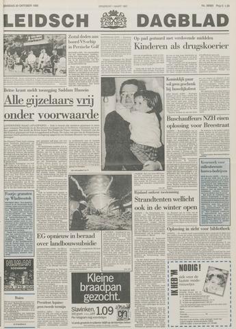 Leidsch Dagblad 1990-10-30