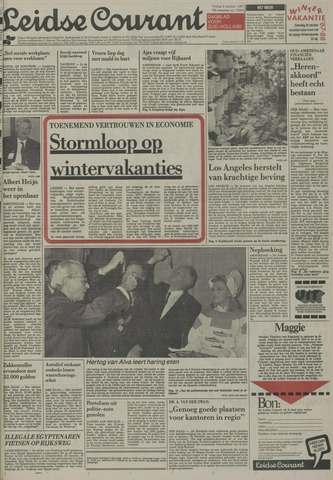 Leidse Courant 1987-10-02