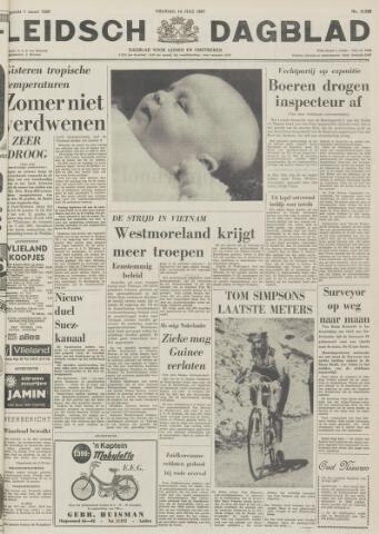 Leidsch Dagblad 1967-07-14