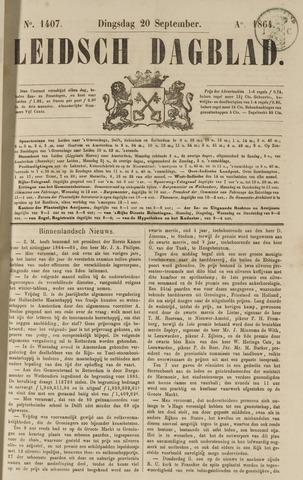 Leidsch Dagblad 1864-09-20