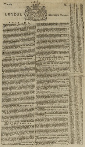 Leydse Courant 1763-05-02