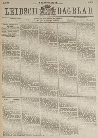 Leidsch Dagblad 1896-04-24