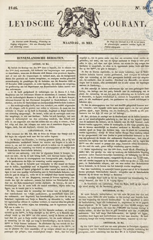 Leydse Courant 1846-05-18