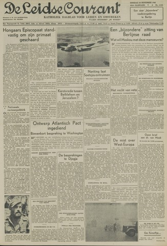 Leidse Courant 1948-11-30