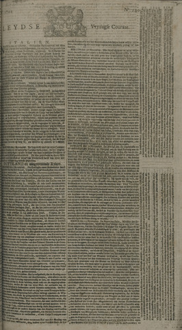 Leydse Courant 1744-11-20
