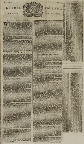 Leydse Courant 1805-02-01