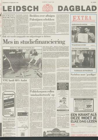 Leidsch Dagblad 1988-02-27