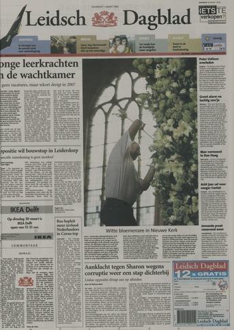 Leidsch Dagblad 2004-03-29