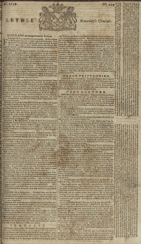 Leydse Courant 1759-09-10