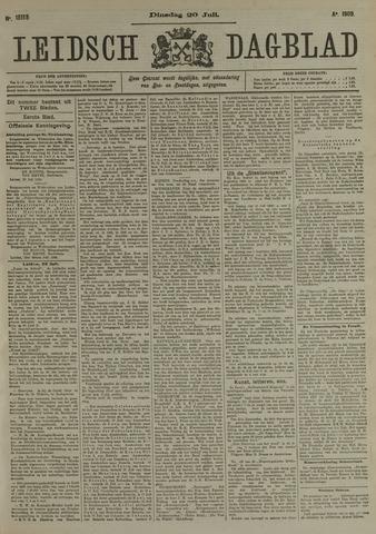 Leidsch Dagblad 1909-07-20