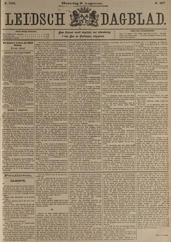 Leidsch Dagblad 1897-08-09