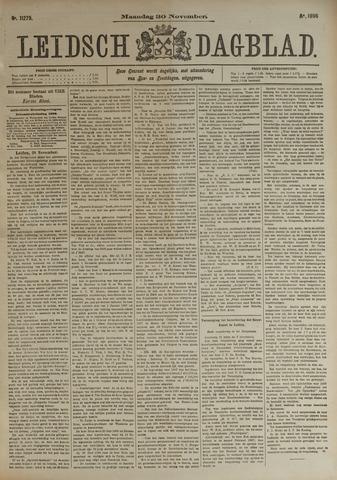 Leidsch Dagblad 1896-11-30