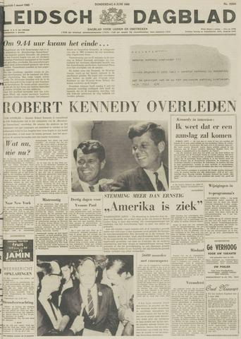 Leidsch Dagblad 1968-06-06