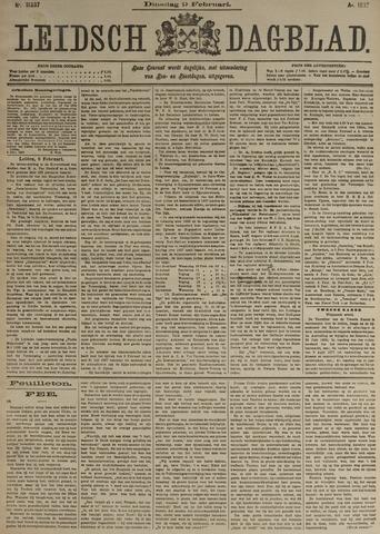 Leidsch Dagblad 1897-02-09