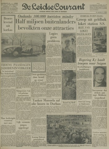 Leidse Courant 1966-04-12