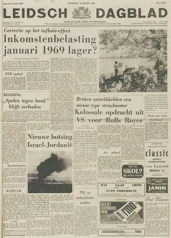 Leidsch Dagblad 1968-03-30