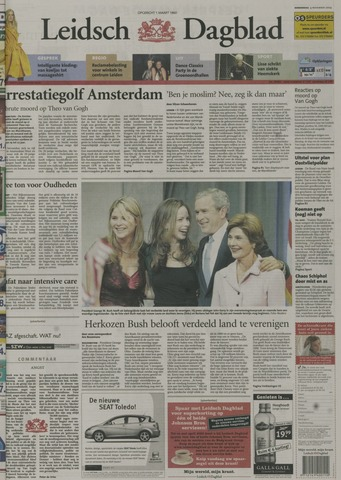 Leidsch Dagblad 2004-11-04