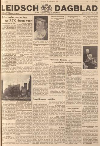 Leidsch Dagblad 1949-08-30