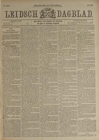 Leidsch Dagblad 1896-12-10