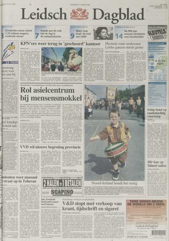 Leidsch Dagblad 1999-07-13