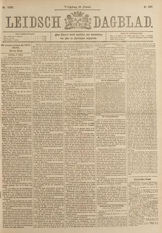 Leidsch Dagblad 1899-06-09
