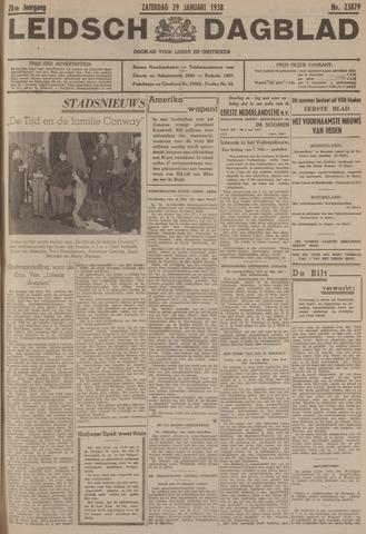 Leidsch Dagblad 1938-01-29