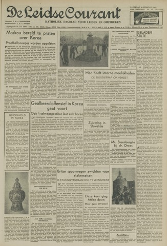 Leidse Courant 1951-02-24