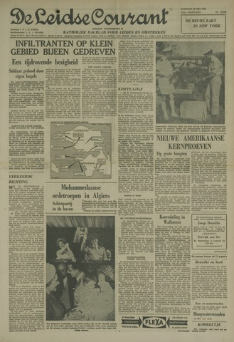 Leidse Courant 1962-05-29