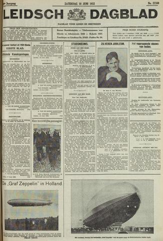 Leidsch Dagblad 1932-06-18