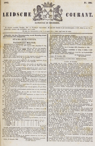 Leydse Courant 1882-12-30