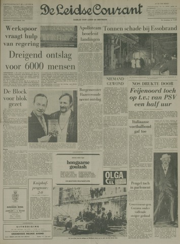Leidse Courant 1969-11-11