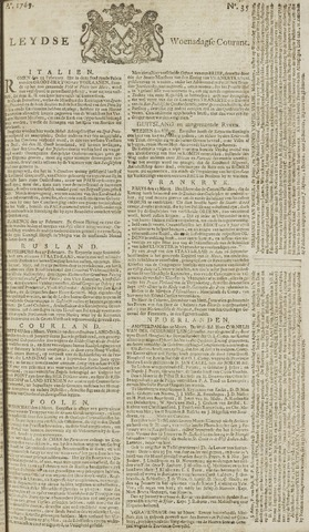 Leydse Courant 1769-03-22