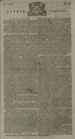 Leydse Courant 1736-10-26