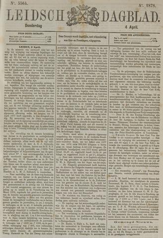 Leidsch Dagblad 1878-04-04